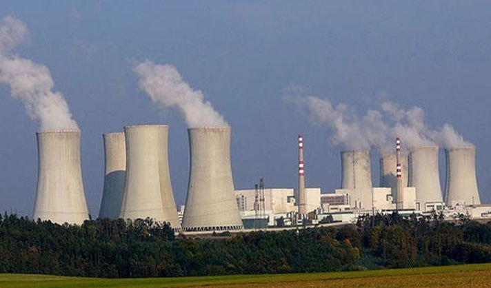 Nuclear Power Plants contribute nearly 3% of the total electricity generated in the country