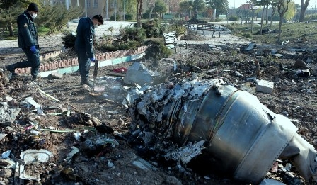 ईरान की तरह अमेरिका भी कर चुका है विमान मार गिराने की ग़लती