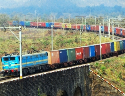 Railway Minister indicates customers can get recompense if goods train delayed