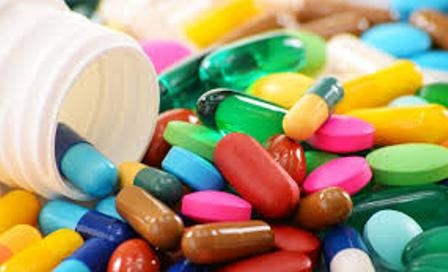 Indian medicine companies import a large amount of raw material China  ​