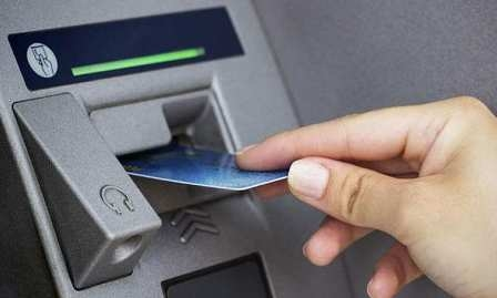Withdrawing money from the ATM can be costly soon