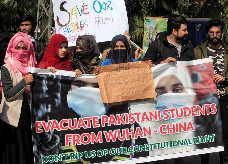 Does the Imran Khan government care about relations with China more than protecting its citizens?