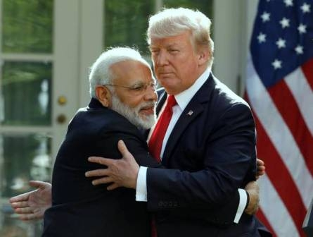Increasing business relations to give India-American relations a 'new direction'