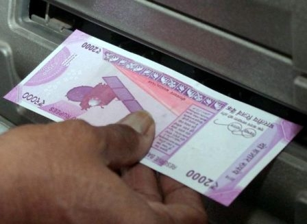 Now, 2000 rupee notes not to be withdrawn out of the ATM