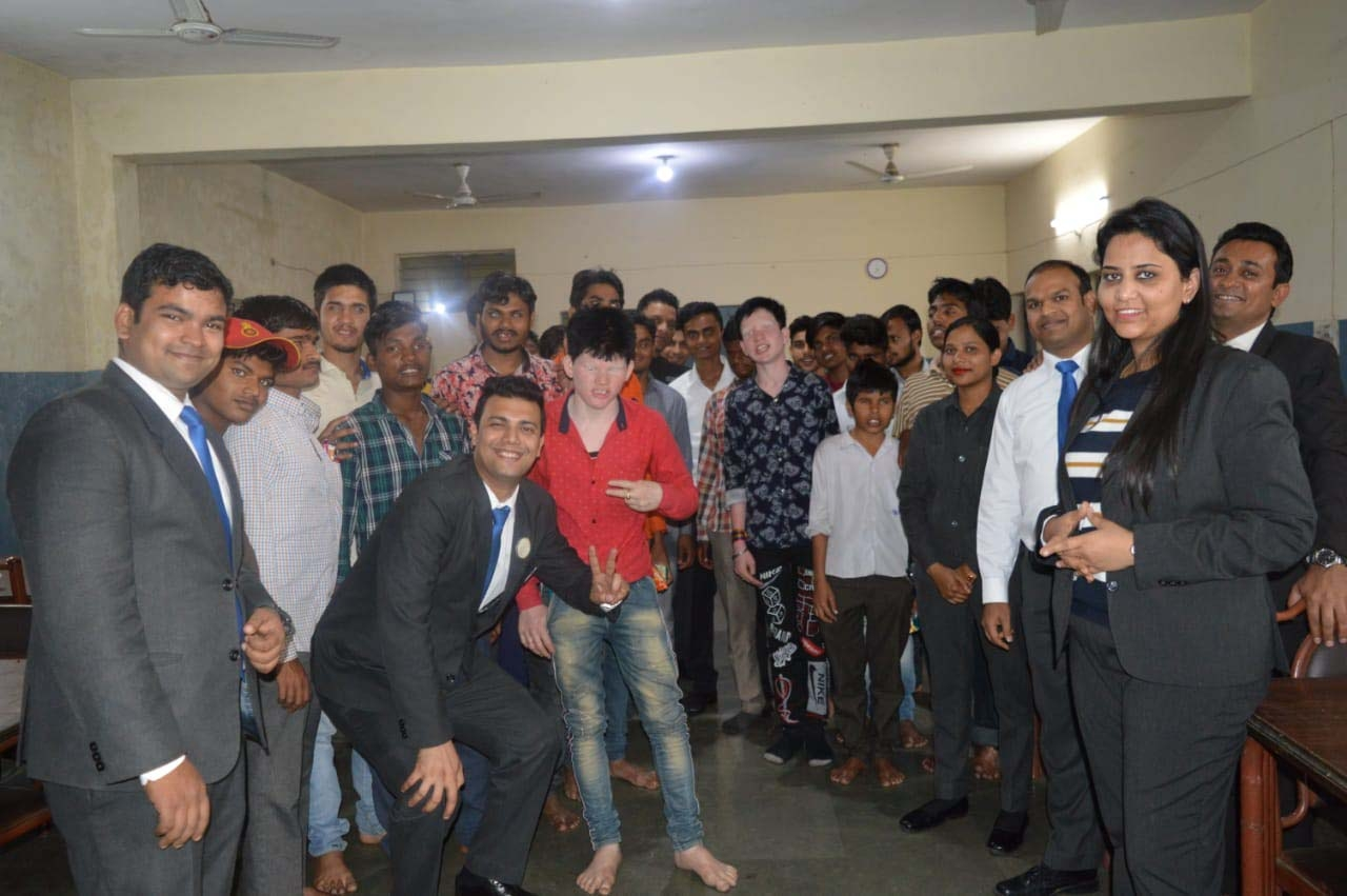 Courtyard by Marriott Bhopal Takes Part in Marriott's Serve 360 Initiative