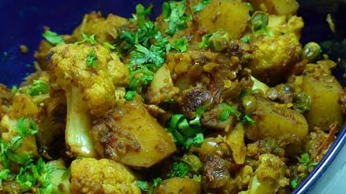 Aloo Gobi recipe Restaurant Style
