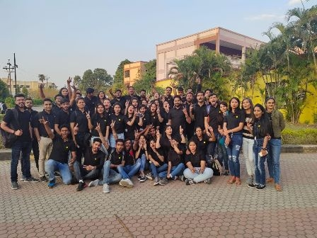 The colorful debut of the Inter College Festival 'SAMAGAM-2020' at PIMR