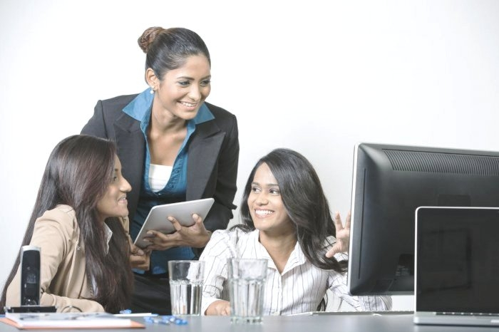 23% Indian women OK with displaying sexual content at work
