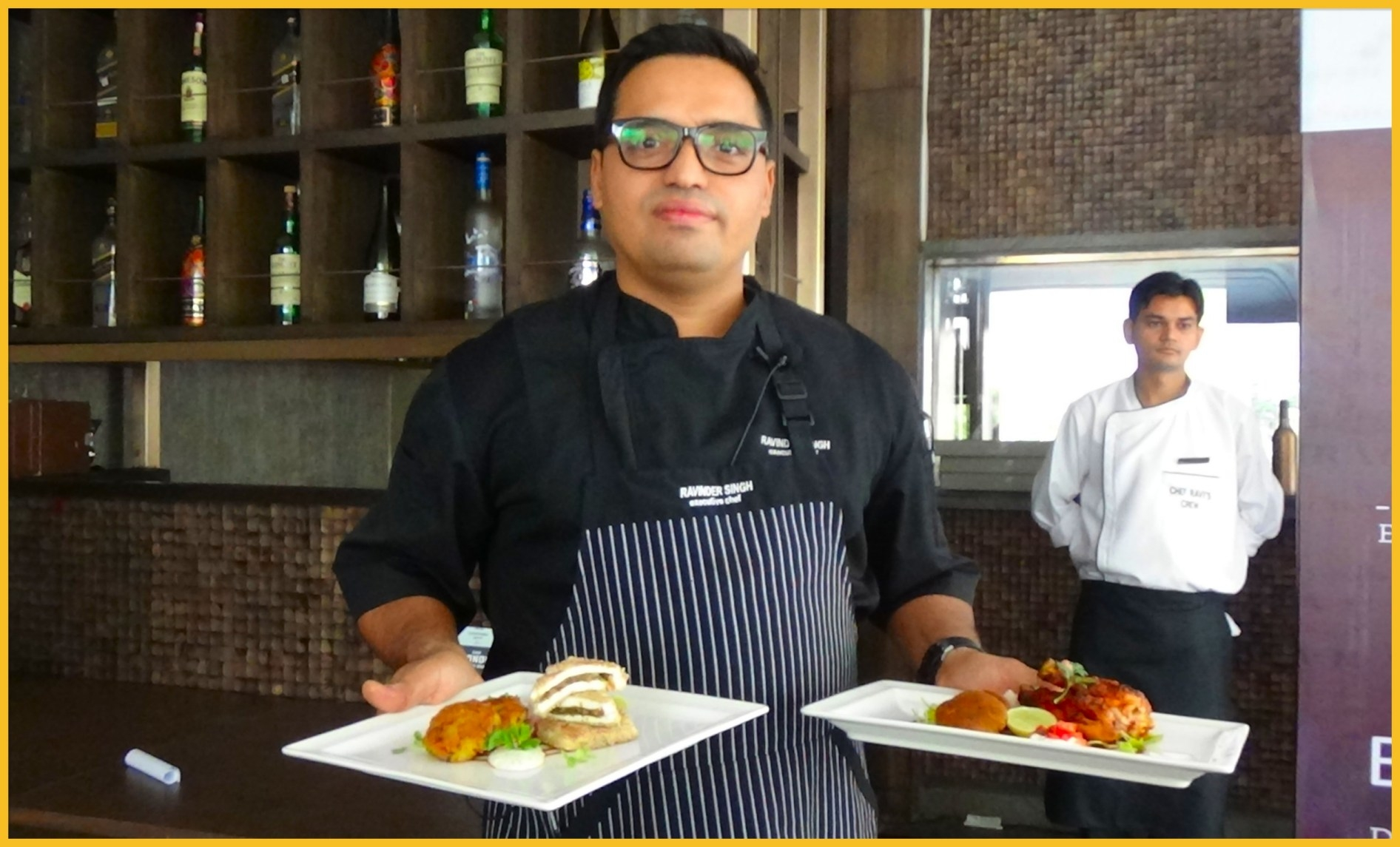 Chef Ravinder's Culinary Journey