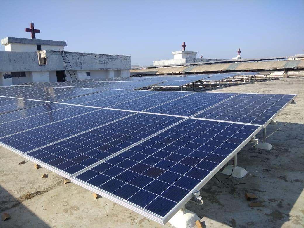 People's University Bhopal embraces renewable energy