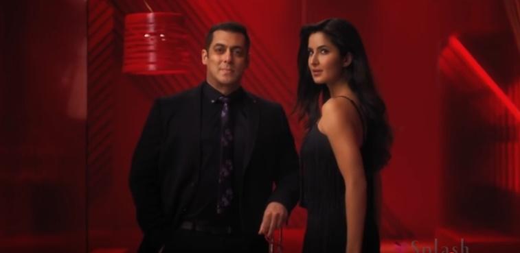 Salman Khan is back together with Katrina Kaif!