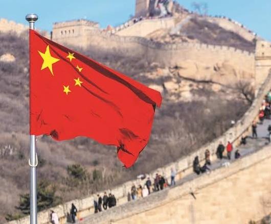 चीन में है इंटरनेट पर तगड़ी पाबंदी