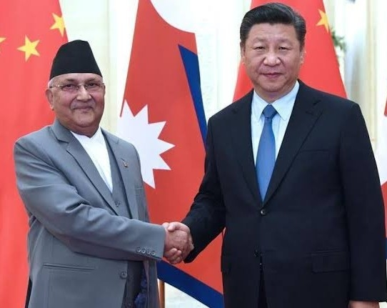 China takes Nepal under its hegemony in 'this way'!