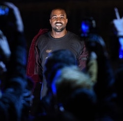"Kanye west settles for out of court on ""New Slaves""."