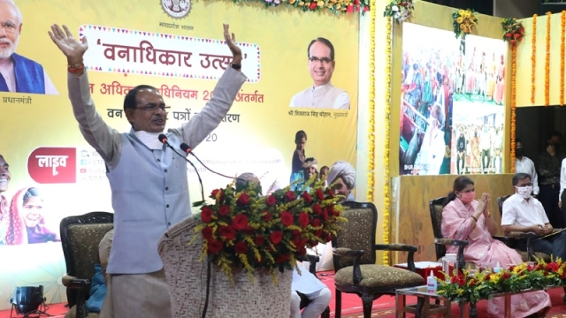 Tribals have equal rights to opportunities for development – CM Chouhan