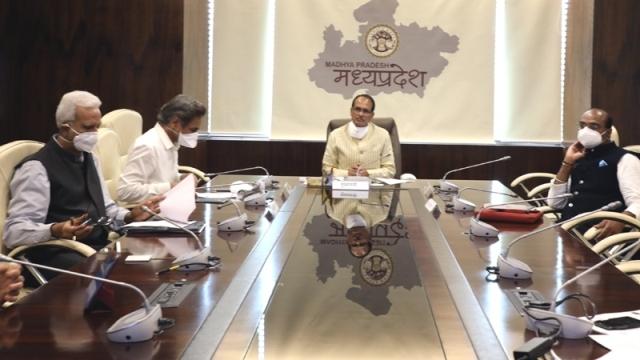 Regular meetings of Crisis Management Group must-CM Chouhan