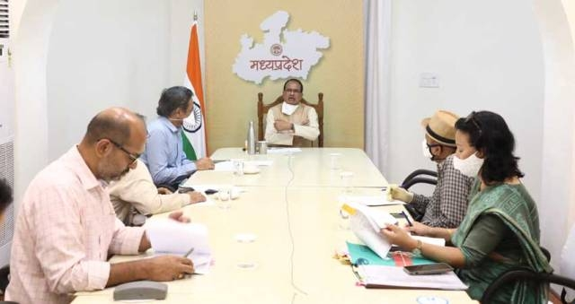 Begin process to fill vacant posts in government departments immediately – CM Chouhan