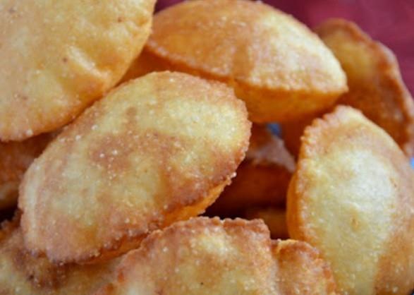 Rajgira Poori - Fried/Baked - Navratri Special