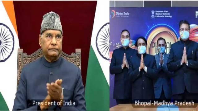 Madhya Pradesh Bags Silver Award for its Pravasi Shramik & Rojgar Setu Portals for Innovation in Pandemic