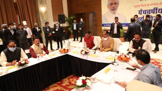 Will make Katni a beautiful and clean city through planned development: CM Chouhan