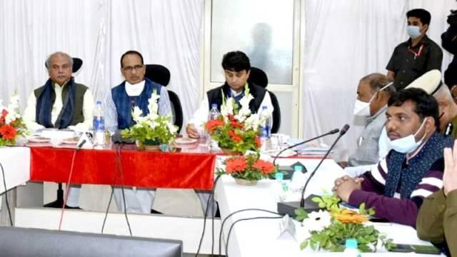Planned development of Gwalior through five-year development roadmap: CM   Chouhan