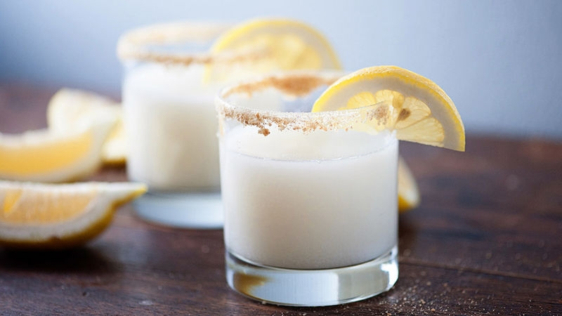 Lemon Meringue Cocktail