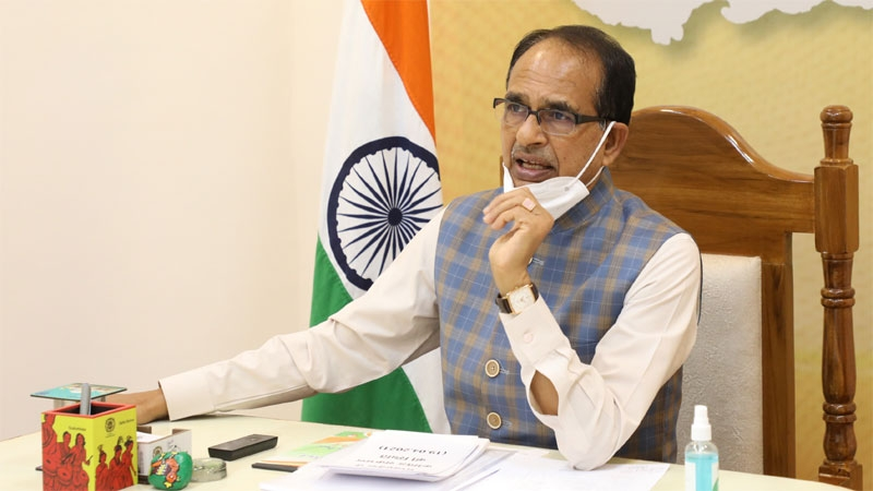 No option but to fight battle against Corona –CM Chouhan