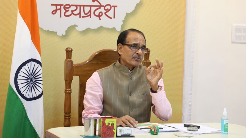 Ranking of collectors will be done on the basis of positivity rate – CM Chouhan