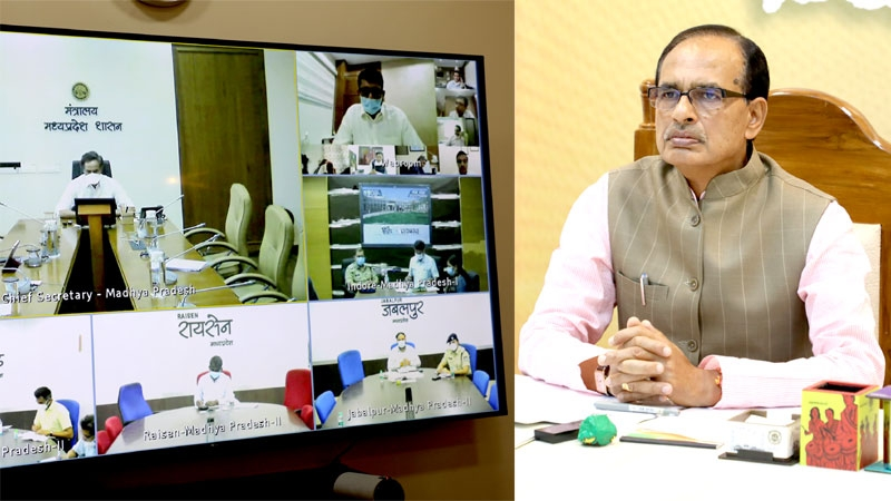 Janata curfew till April 30 to break the chain of infection - CM Chouhan