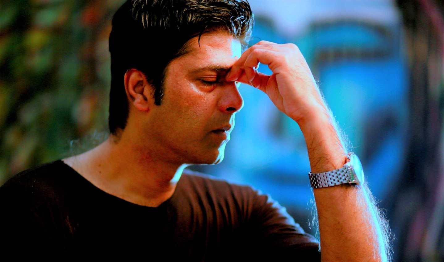 """My Hero Talks to the Rocks""-Nalin Singh"