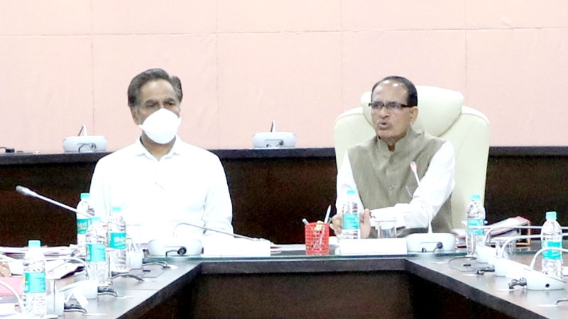 Vaccination mega campaign was successful as everyone joined with their heart and soul- CM Chouhan