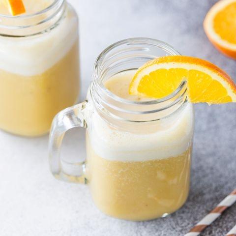 Copycat Orange Julius Smoothie