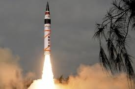 India successfully test-fires Agni III missile (Lead)