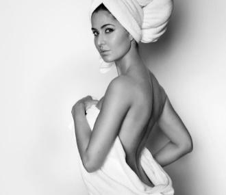 Mario Testino  welcomes Katrina Kaif in his #Style!