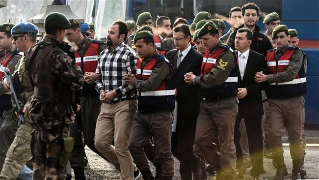 Over 1,600 detained in Turkey s security operation