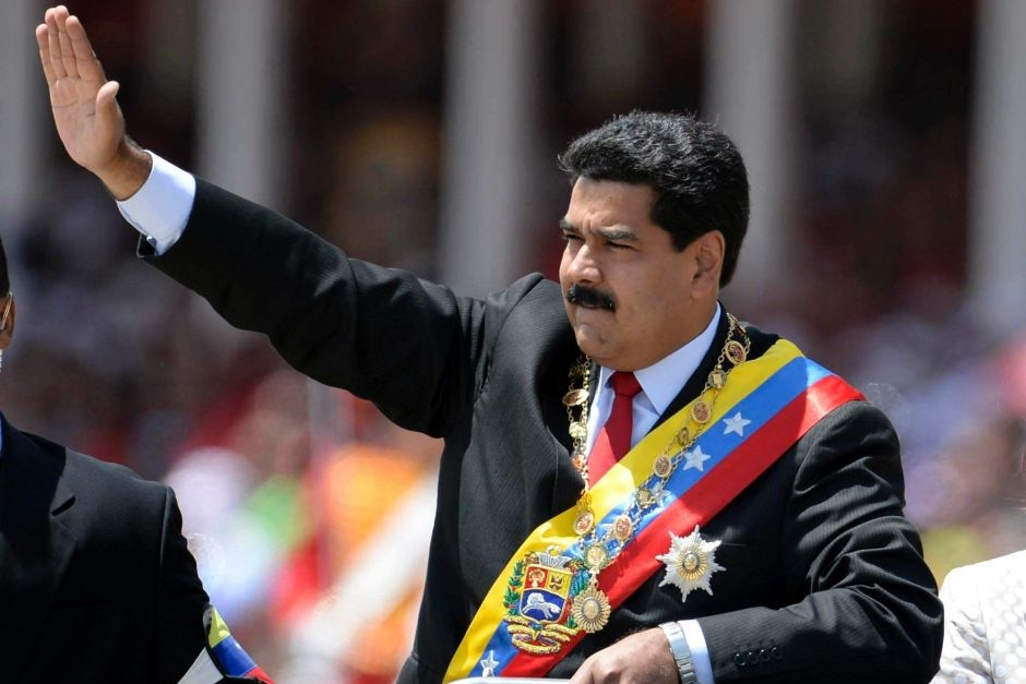 Venezuelan President calls for new constitution