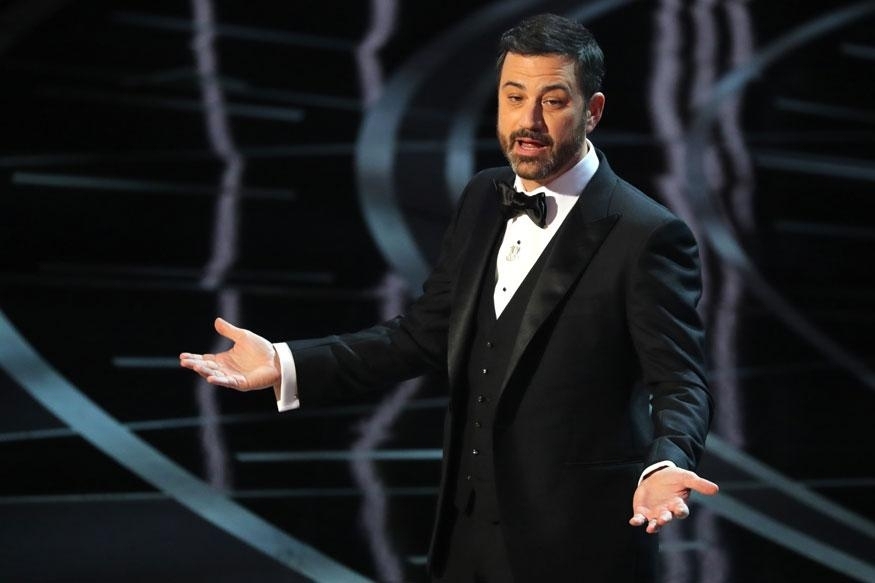 Jimmy Kimmel gets emotional on son s heart surgery
