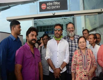 Actor Jackie Shroff and other guests to participate in Narmada Yatra