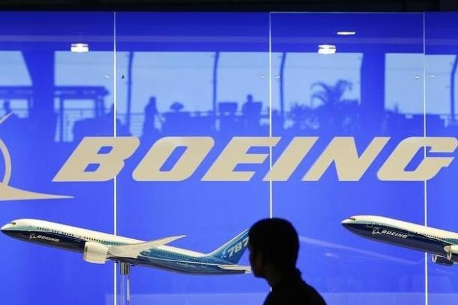 Boeing begins construction of new plant in China