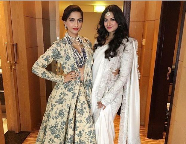 Rheson  is Sonam s idea, says sister Rhea Kapoor