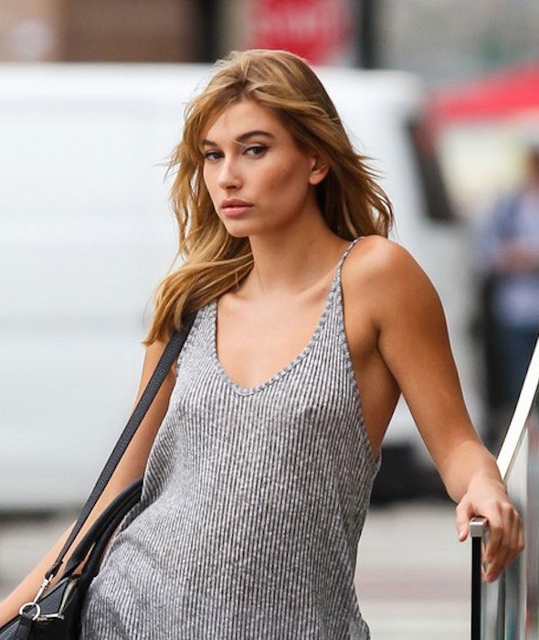 Hailey Baldwin uses face cream made from blood