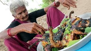 "Great Granny ""Mastanamma"", cooking ideas and skills which will amaze you!"