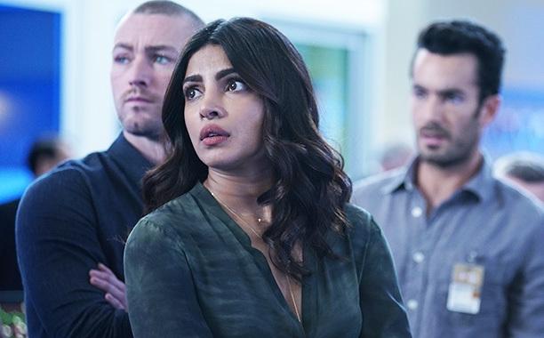Priyanka Chopra - Quantico season 3 is coming!