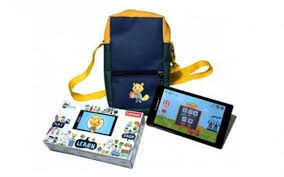 Kids  e-learning solution  CG Slate Plus  now on Samsung tablet