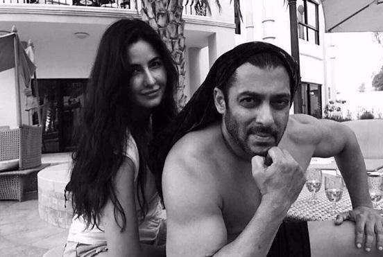 Katrina Kaif and Salman khan, one of the adorable couple though off real life!