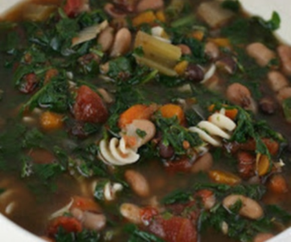 Lamb and Wild Rice Soup