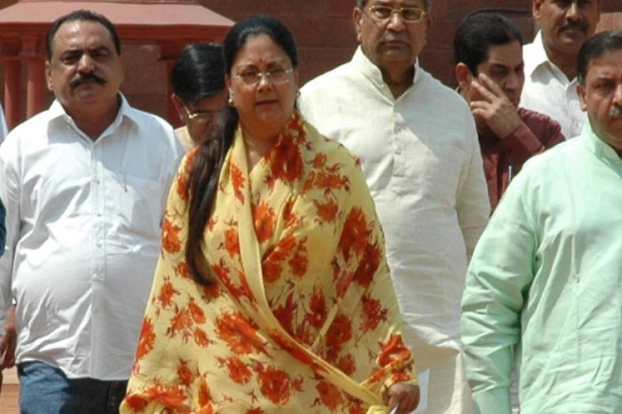 Rajasthan CM expresses grief over Union MoS Forest and Environment Late Anil Madhav Dave's death