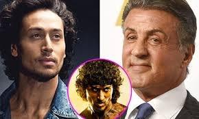 I m sure Tiger will put heart, soul into  Rambo  remake: Stallone