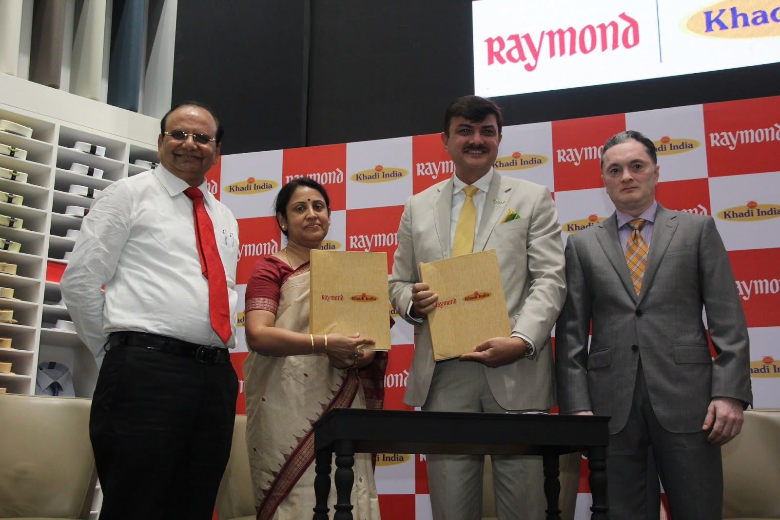 Raymond launches khadi label as part of Make in India initiative