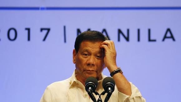 Duterte vows help to denuclearise N. Korea
